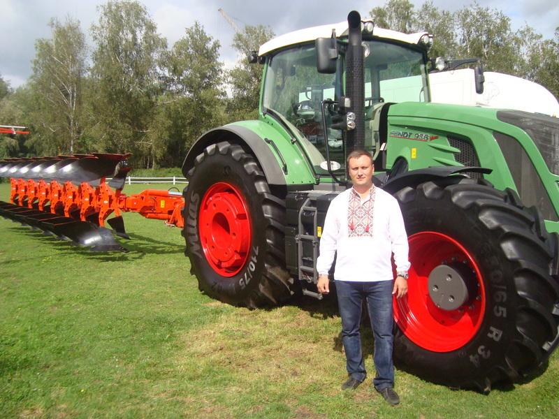 На Волыни отметили главный праздник аграриев - «Обжинки-2017» - Agrobiz.net