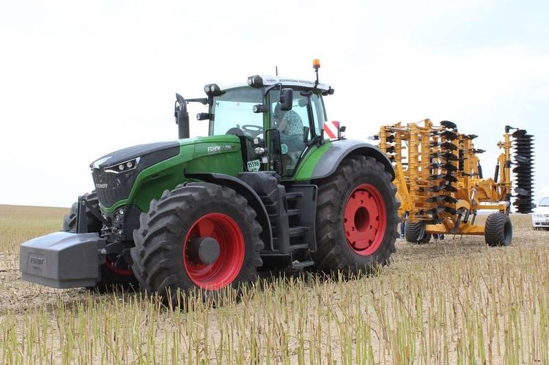 Сверхмощный Fendt 1050 от «Волынской фондовой компании» уже доступен аграриям Волыни и Ровенщины - Agrobiz.net
